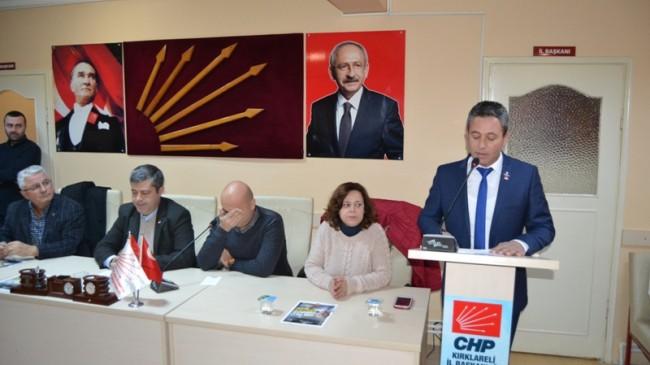 """Özgür Uygul, """"CHP Merkez İlçe Başkanlığına adayım"""""""
