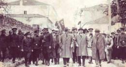 Kırklareli Halkı 89 Yıl Evvel Bugün Ulu Önder Mustafa Kemal Atatürk'ü bağrına bastı