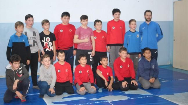 Demirköy, geleceğin şampiyonlarını yetiştiriyor
