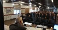 Muhtarlara, hizmet içi eğitim semineri düzenlendi