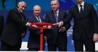 Rus gazı, Kırklareli üzerinden Avrupa'ya gidiyor