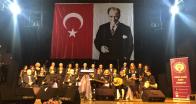 """""""Geleneksel Kış Konseri"""" gerçekleşti"""