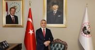 Vali Osman Bilgin,10 Ocak Çalışan Gazeteciler Günü'nü kutladı