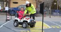 Mobil Trafik Eğitim Tırı Kırklareli'nde