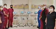 Yeni Solunum Cihazları, Kırklareli Devlet Hastanesi'ne ulaştı