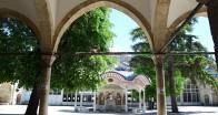 450 yıllık Sokullu Mehmet Paşa Camii'nde hüzünlü bayram