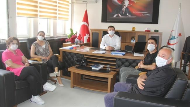 Murat Zortul'u Tekirdağ Devlet Hastanesi'nde iki Harika Doktor Ameliyat Etti