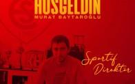 Baytaroğlu, Edirnespor'a Sportif Direktör oldu