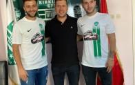 Kırklarelispor'da transfer harekatı