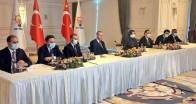 Alper Çiler, Genişletilmiş İl Başkanları Toplantısı katıldı
