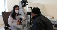 Göz Anjiyosu ve OCT işlemleri başladı