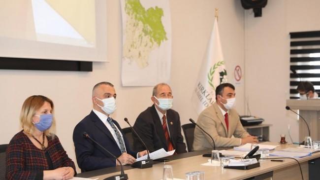 Vali Bilgin, Nisan Ayı İl Genel Meclisi Toplantısına katıldı
