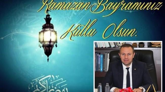 """""""Ramazan Bayramı, birlik ve beraberliğimizi ön plana çıkarmaktadır"""""""