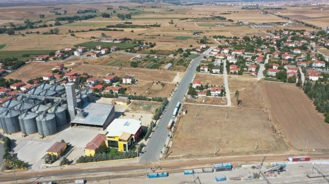 Lüleburgaz'da alt yapı çalışmaları tam gaz
