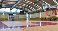 LYFA Kapalı Spor Salonu zemine yenilendi