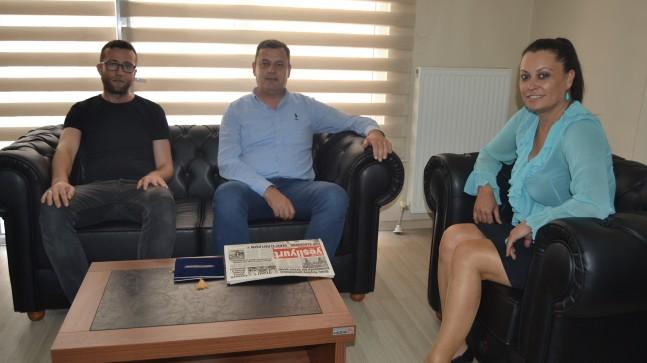 Milletvekili Gündoğdu'dan ziyaret